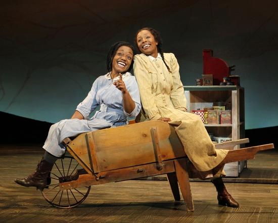 Kenita R. Miller and LaToya London