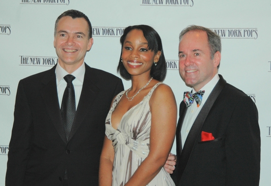 Photo Coverage: NY POPS Honors 'Feinstein's at Loews Regency' at Carnegie Hall
