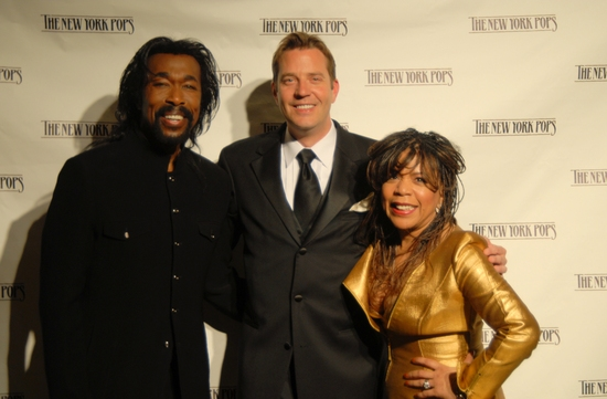 Nick Ashford, Steven Reinke, and Valerie Simpson