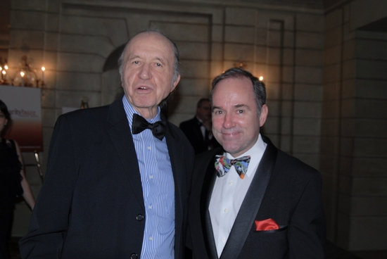 Bob Dorough and Stephen Flaherty