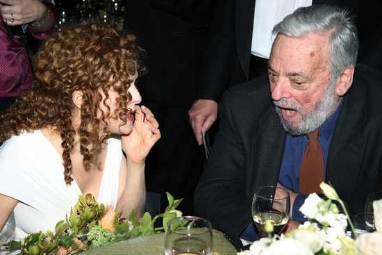 Photo Coverage Exclusive: Signature Theatre's Sondheim Award Gala Reception Party