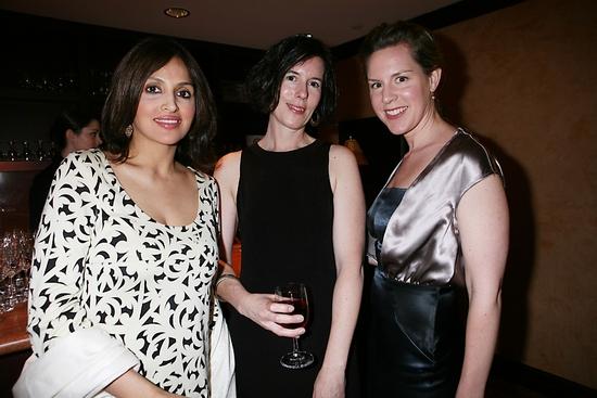 Samira Nanda, Kate Loewald and Lauren Weigel