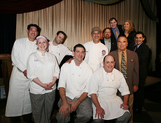 Thomas Lo (Graffiti), Nancy Olson (Gramercy Tavern), Mikey Price (Market Table), David DeCarlo (Angus McIndoe), Michael Hu (Hana Pastries), Eric Case (Valrhona Chocolate), Josh Eden (Shorty's .32), Richard Kind, Stephen Leibowitz (Guss' Pickles), Lisa Gri