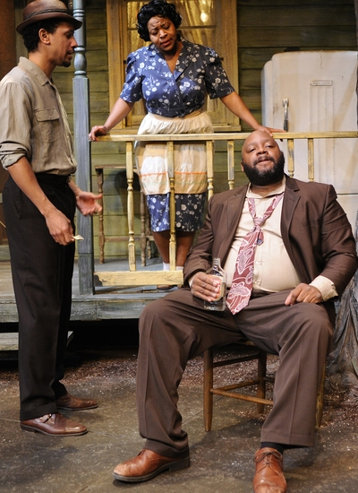 Photo Flash: FENCES At Performance Network Theatre