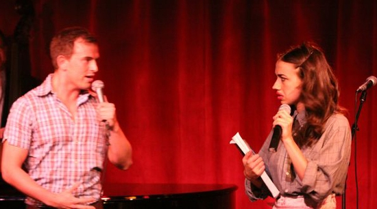 Photo Flash: 'Miranda Sings' at Birdland's CAST PARTY