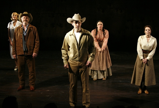 Photo Coverage EXCLUSIVE: Signature Theatre's 'GIANT' Curtain Call