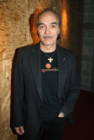 Raul Aranas at Photo Coverage EXCLUSIVE: 'GIANT' Dress Rehearsal Party
