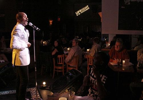 Photo Coverage: Nathan Lee Graham's 'Art of Lyric' at Upright Cabaret