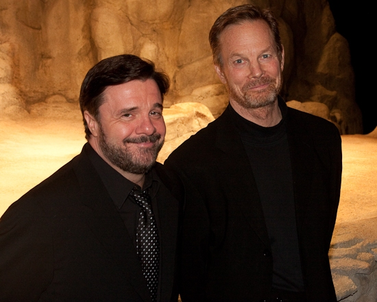 Nathan Lane and Bill Irwin