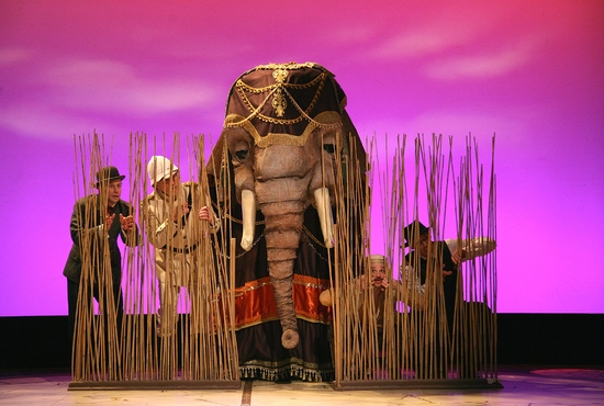 Photo Flash: Around the World in Eighty Days At Shakespeare Theater Of NJ