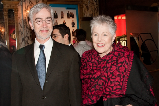 Photo Coverage: WAITING FOR GODOT Opening Arrivals