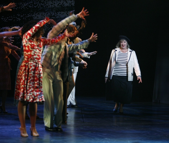Photos: '9 to 5: The Musical' on Broadway - The Opening Night Curtain Call!