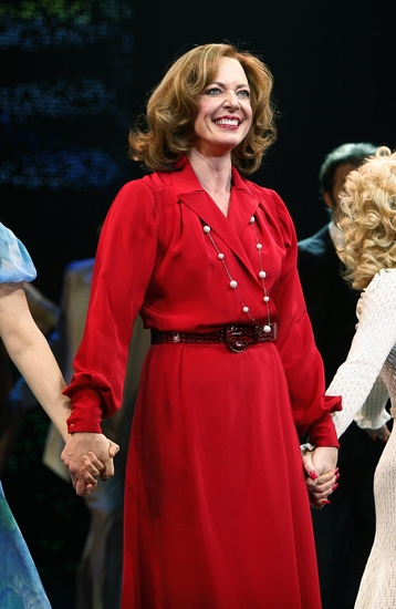 Photo Flashback: A Fond Farewell To The Workin' Girls - Celebrating '9 TO 5' On Broadway