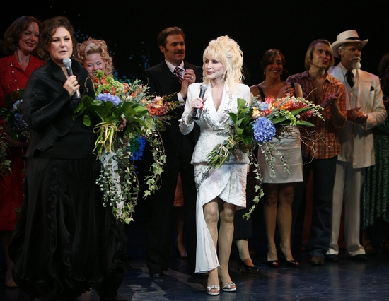 3 at Photo Flashback: A Fond Farewell To The Workin' Girls - Celebrating '9 TO 5' On Broadway