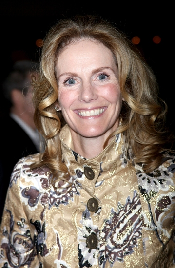Julie Hagerty at '9 to 5: The Musical' Opening Arrivals
