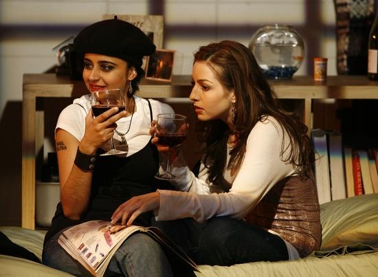 Mahira Kakkar and Natalie Knepp