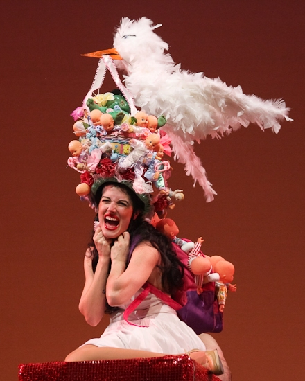 Photo Coverage: BC/EFA Easter Bonnet Competition