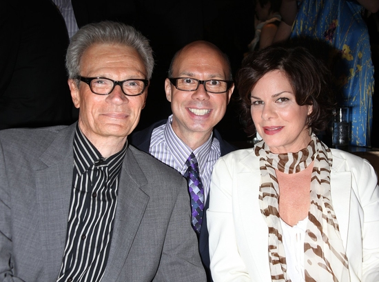 Preston Ridge, Richie Ridge and Marcia Gay Hardon