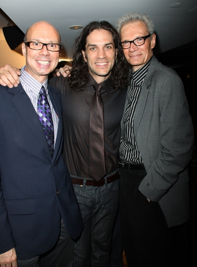 Richie Ridge, Will Swenson and Preston Ridge
