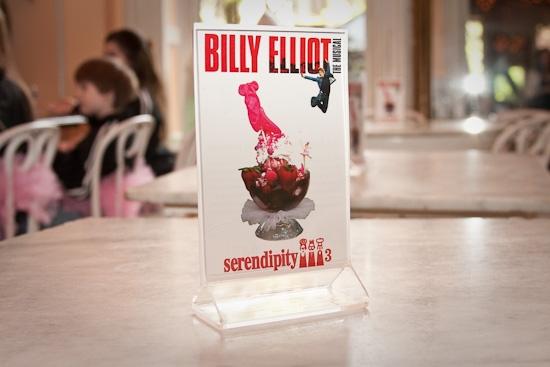 Photo Coverage: Serendipity 3 Presents the 'BILLY ELLIOT Too Tutu Sundae'