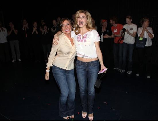 Jennifer Balagna and Autumn Guzzardi