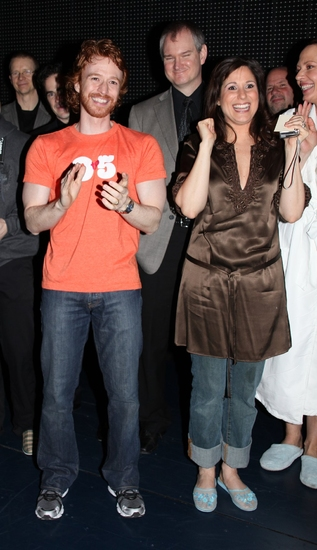 Paul Castree, Wayne Schroder, Stephanie J. Block and Allison Janney