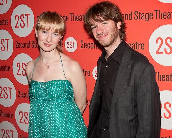 Halley Pfeiffer and Dan McCabe