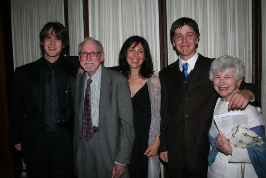 Emily Nash and family