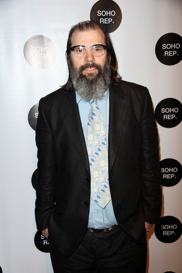 Steve Earle at SOHO REP 2009 Spring Gala