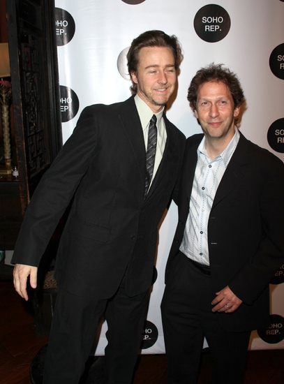Edward Norton and Tim Blake Nelson