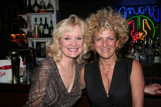 Christine Ebersole and Bette Sussman