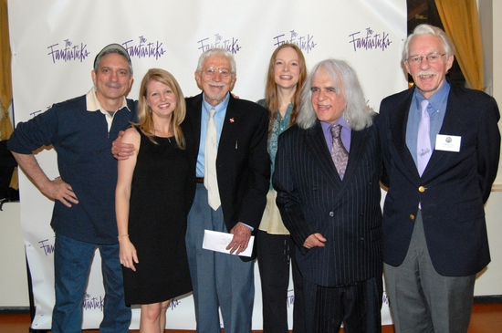 Martin Vidnovic, Christine Long Hamilton, Tom Jones, Erin Happ, Bill Weeden, William Toast
