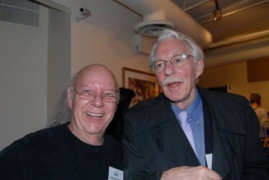 Ron Lee Savin and William Toast