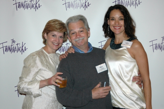 Amy Danis, J.T.  Waite, and Glory Crampton