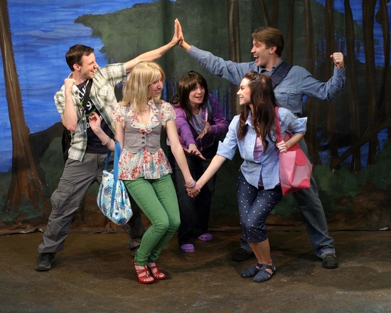Photo Flash: Evil Dead The Musical At Studio Theatre
