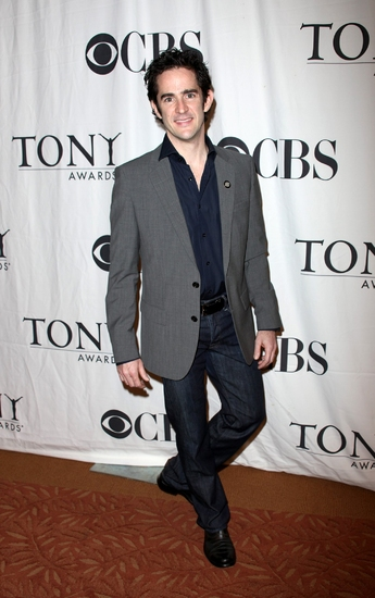 Photo Coverage: Meet the Tony Award Nominees! - The Men: Part One