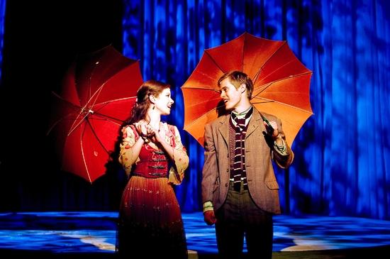 Photo Flash: Reprise Theater Company's THE FANTASTICKS