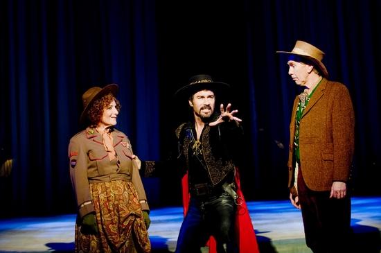 Eileen T'Kaye, Eric McCormack and Harry Groener Photo