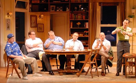 Michael McGrath, John Treacy Egan, Eric Leviton, Stephen Berger, Scott Davidson, and Jim Poulos