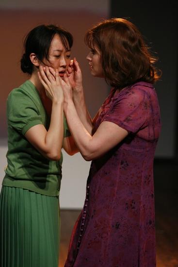 Sue Jean Kim and Juliana Francis-Kelly