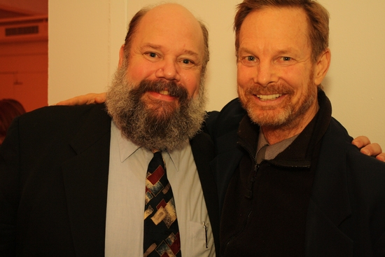 John Ahlin and Bill Irwin