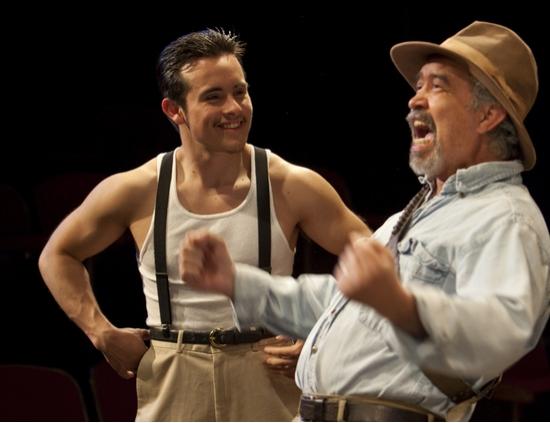 Jose Gonzalez and Albert Alcazar