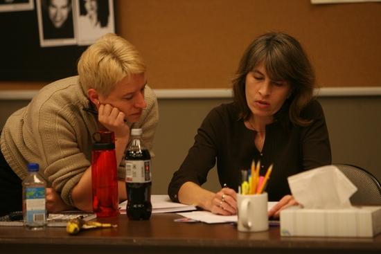 Wendy C. Goldberg and Rebecca Gilman
