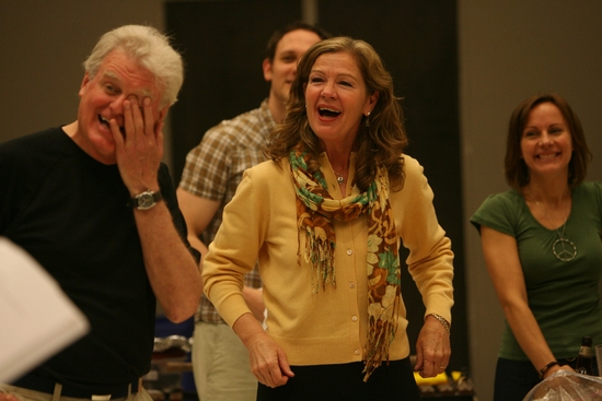 Photo Flash: THE CROWD YOU'RE IN WITH Makes Chicago Premiere At Goodman Theatre 5/23-6/21