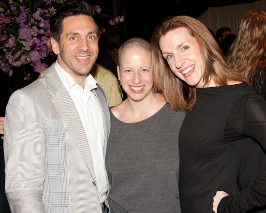 Michael Berresse, Jessica Moser and Susan Blackwell