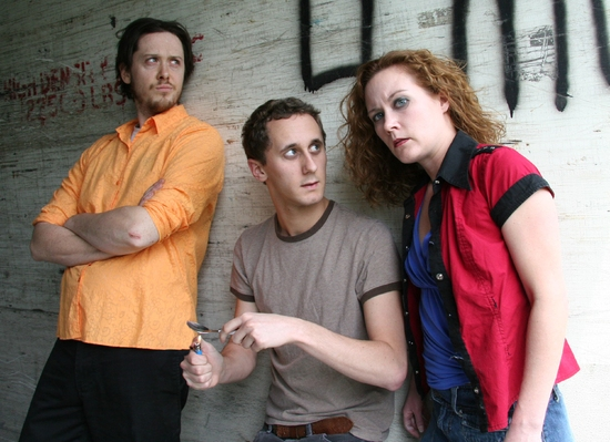 Sean McGettigan, Matthew Turner Shelton, and Melissa Beck
