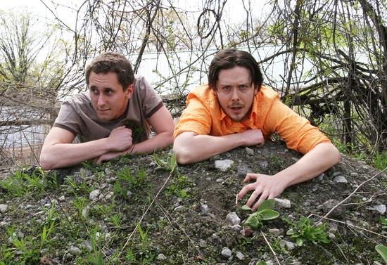 Matthew Turner Shelton and Sean McGettigan