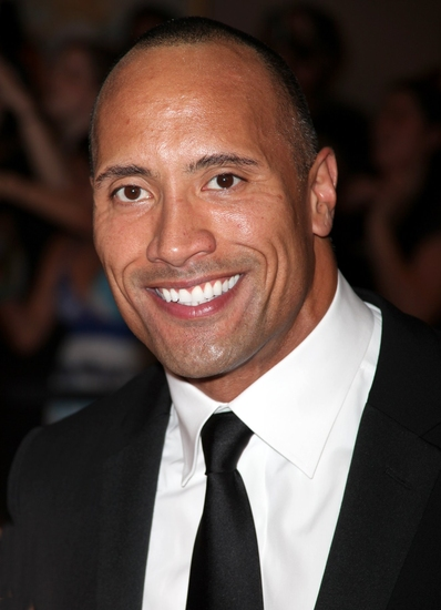 Dwayne Johnson  at 2009 White House Correspondents Dinner Part 2