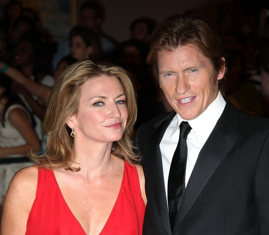 Denis Leary & wife Ann Lembeck