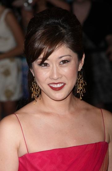 Kristi Yamaguchi at 2009 White House Correspondents Dinner Part 3